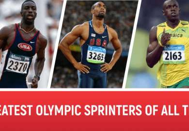 Top 10 Greatest Olympic Sprinters Of All Times