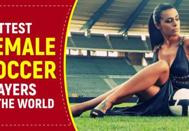 Top 10 Hottest Female Soccer Players In The World