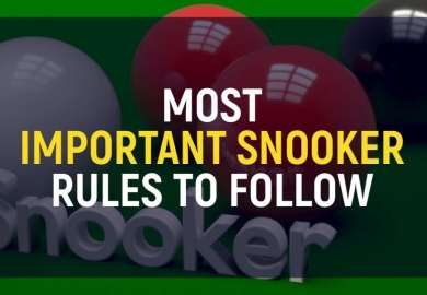 Top 10 Most Important Snooker Rules To Follow