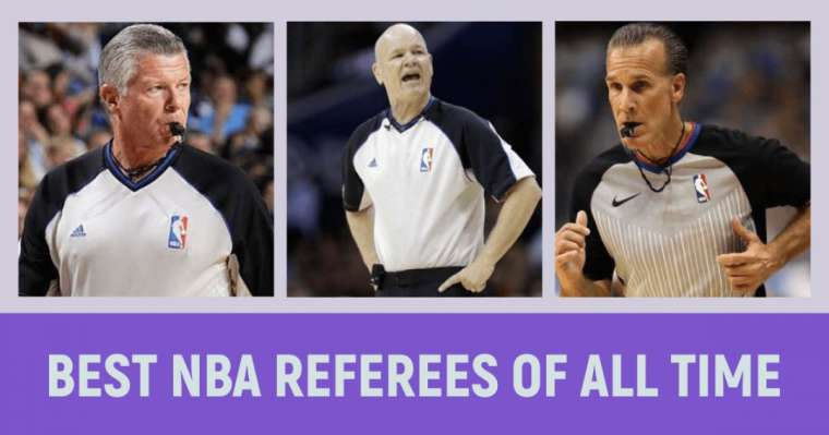 Top 10 Best NBA Referees Of All Time