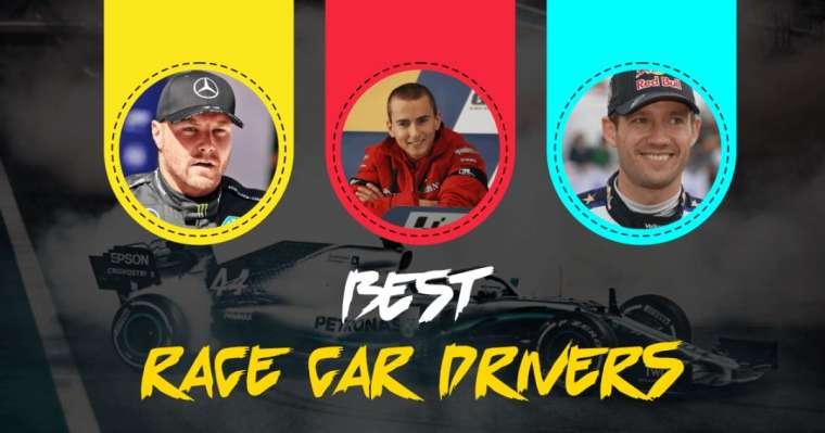 Top 10 Best Race Car Drivers In 2021