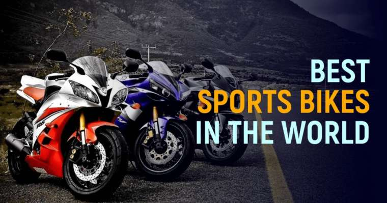 10 Best Sports Bikes In The World In 2021
