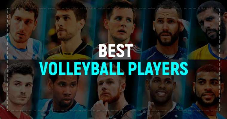 Top 10 Best Volleyball Players   Updated 2021 List