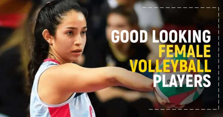 Top 10 Good looking Female Volleyball Players In 2021