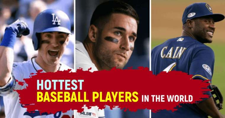 Top 10 Hottest Baseball Players In The World Right Now