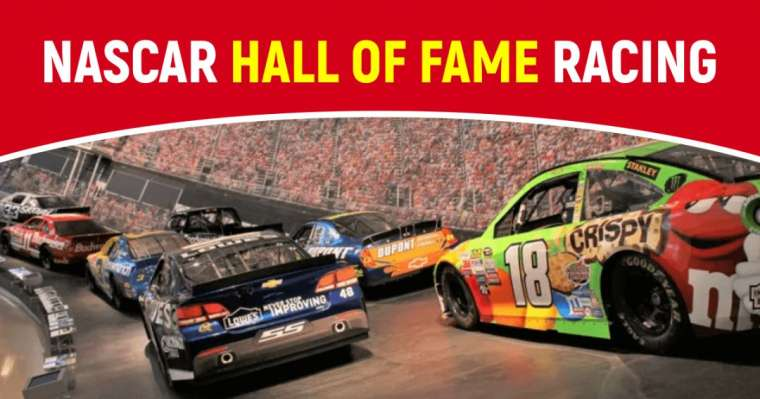 Top 10 Drivers In NASCAR Hall Of Fame Racing In 2021