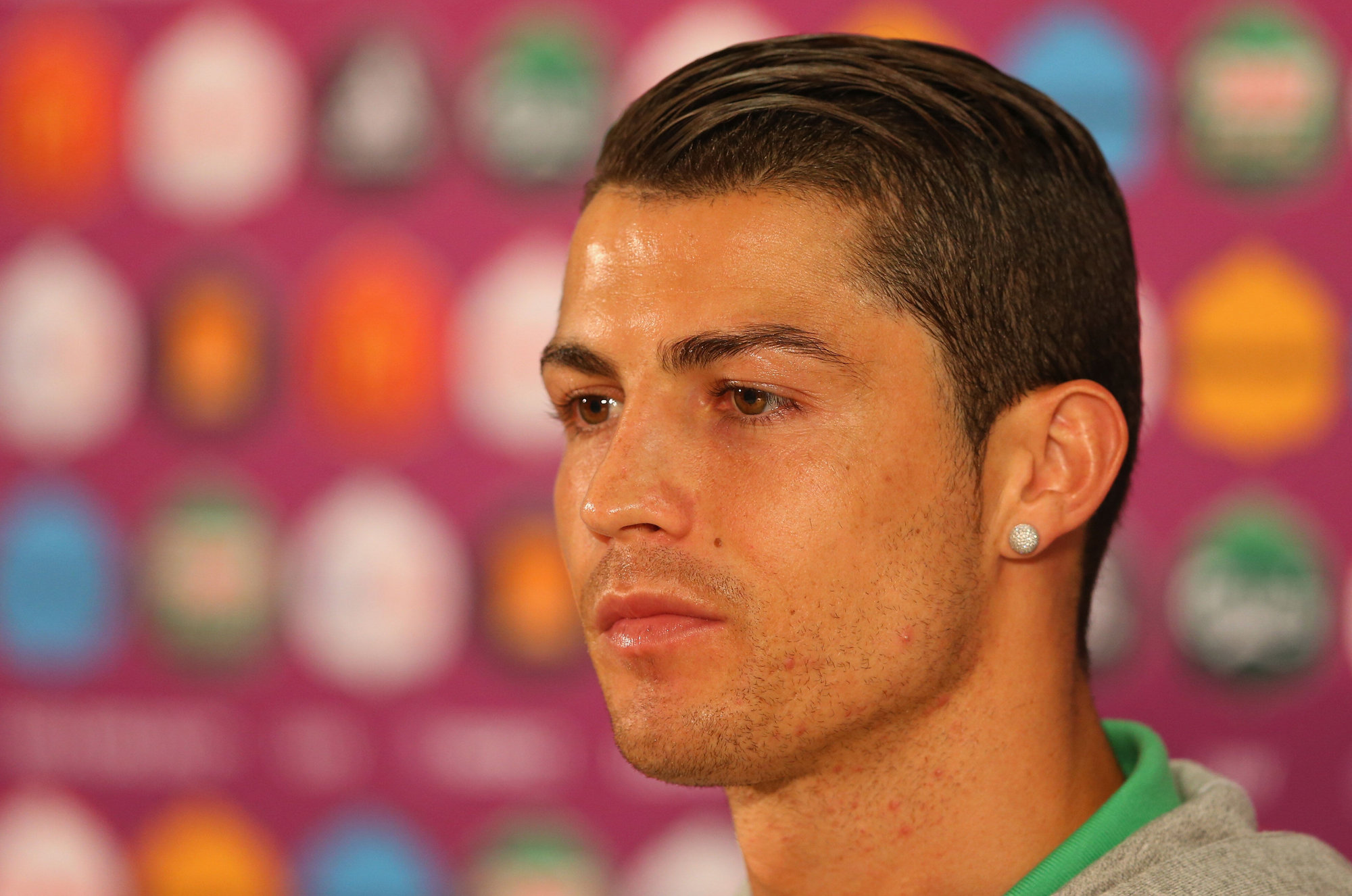 Cristiano Ronaldo New Hairstyles Hd Wallpapers Sports Show