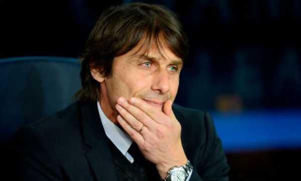 Italian coach Antonio Conte
