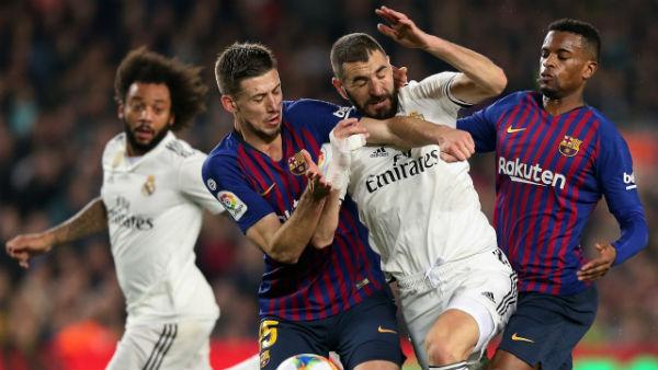 Barcelona Vs Real Madrid - Football