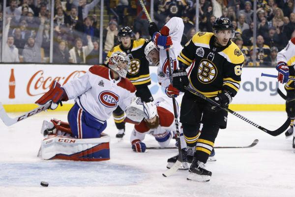 Canadiens Vs Bruins - NHL