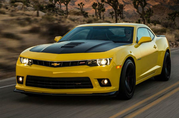 Most Popular American Sports Cars in 2019