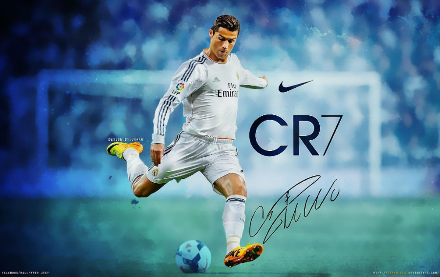 Cristiano Ronaldo Best Wallpapers