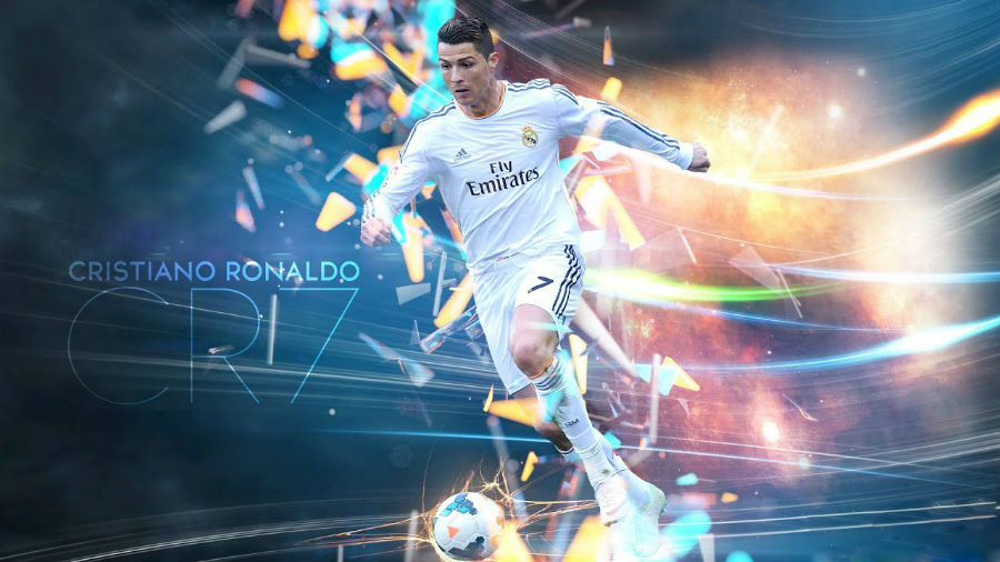 Cristiano Ronaldo Amazing Wallpapers