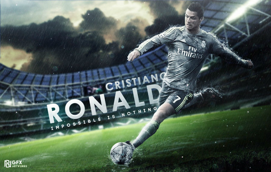 Cristiano Ronaldo PC Wallpapers
