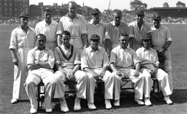 England 1938