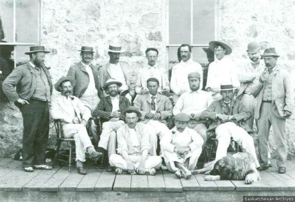 England Vs Australia 1890