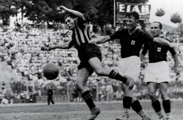Giuseppe Meazza Italian Footballer