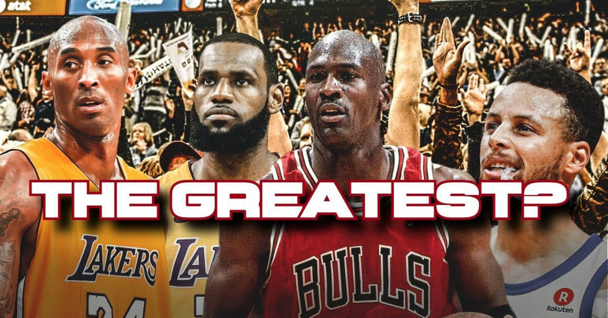 Greatest NBA Players of All Time