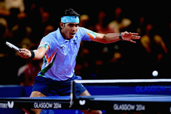 Indian Table Tennis