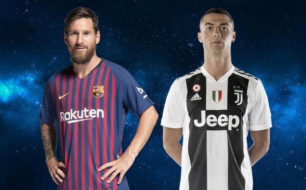 Lionel Messi Vs Cristiano Ronaldo - Football