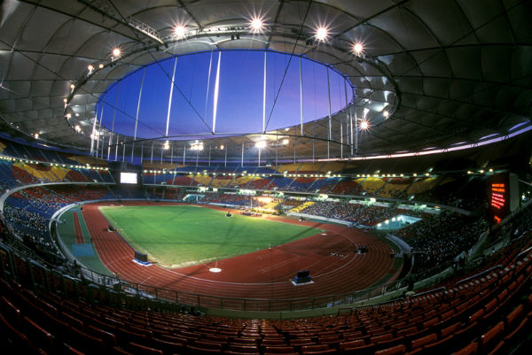 National Stadium Bukit Jalil