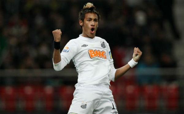 Neymar Fauxhawk