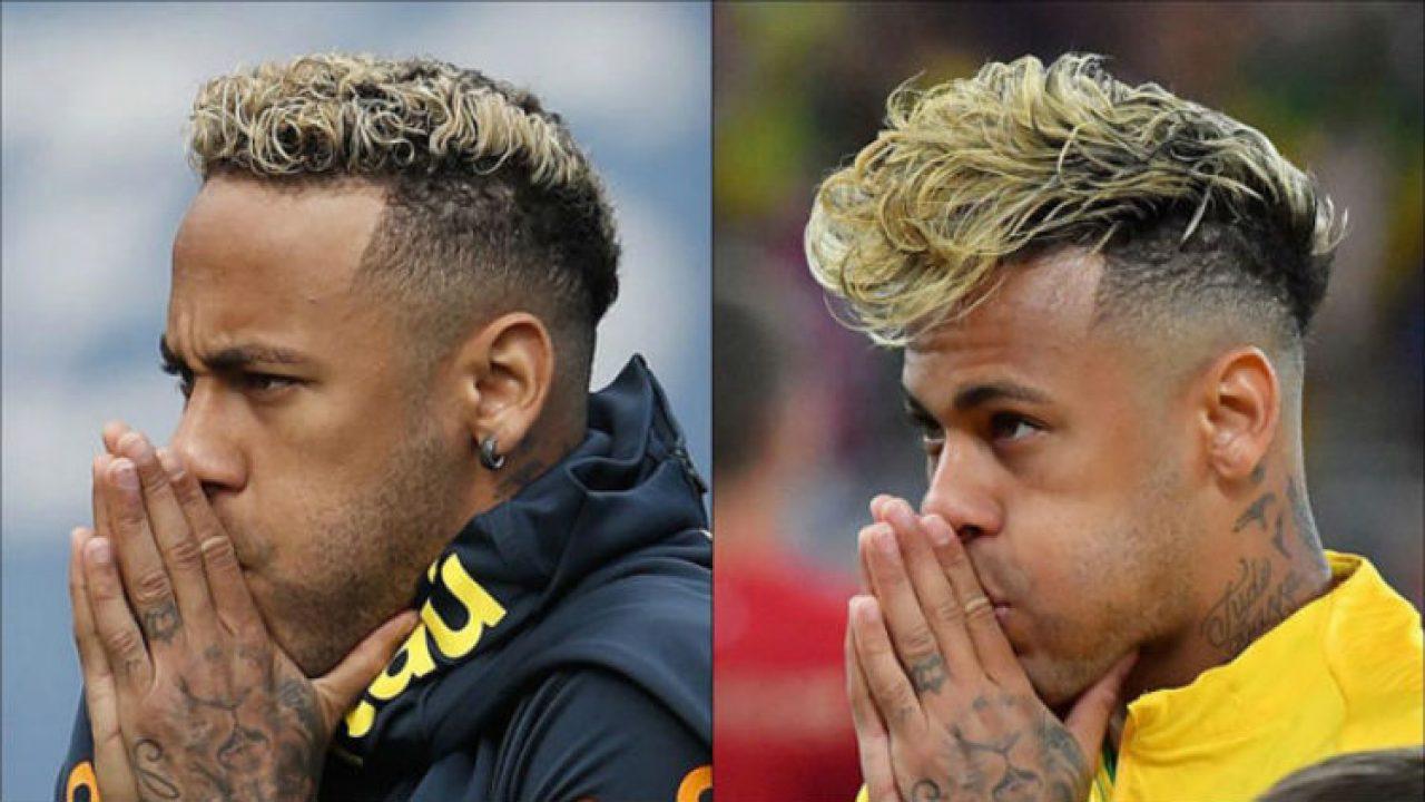 Top 10 Best Neymar Hairstyle 2019 Sportsshow Net