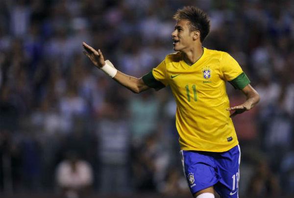 Neymar Metro Mohawk