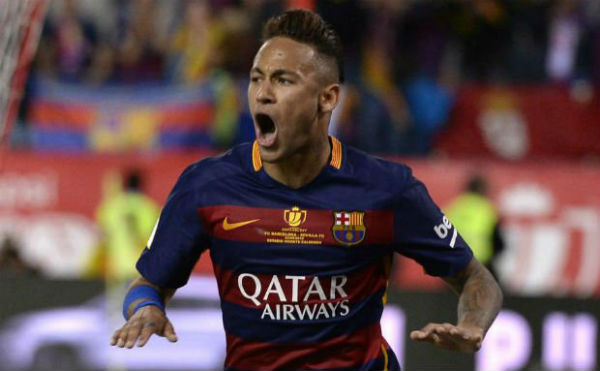 Neymar Side Shaved