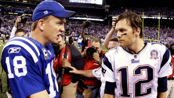 Peyton Manning Vs Tom Brady - NFL