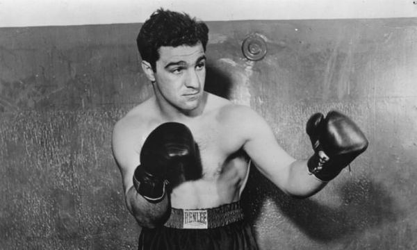 Rocky Marciano Boxer