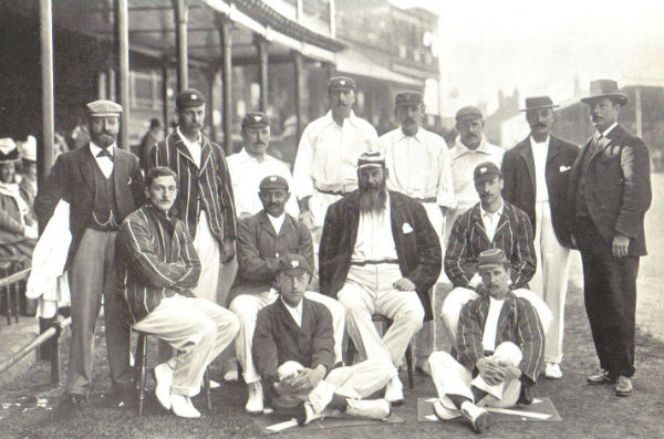 South Africa Vs England 1896
