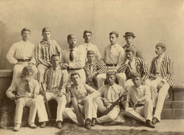South Africa Vs England (March 1889-1st Test)