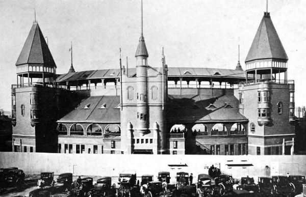 Oldest Stadiums around the Globe