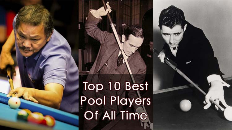 Top 10 Best Pool Players of All Time | Greatest Pool Players