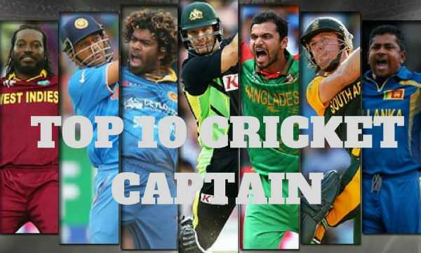 Top 10 Most Successful Cricket Captains Of All Time