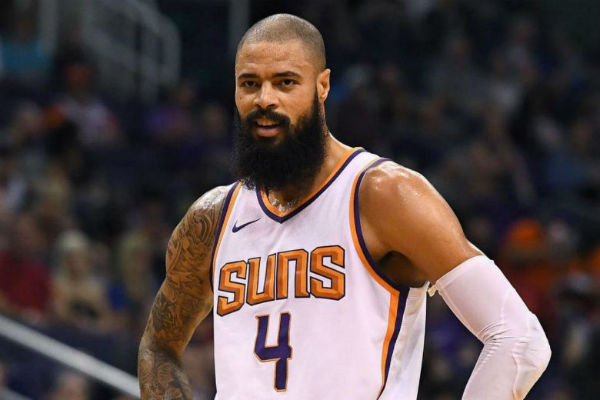 Tyson Chandler basketball