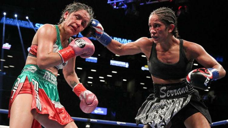 Best Female Boxers