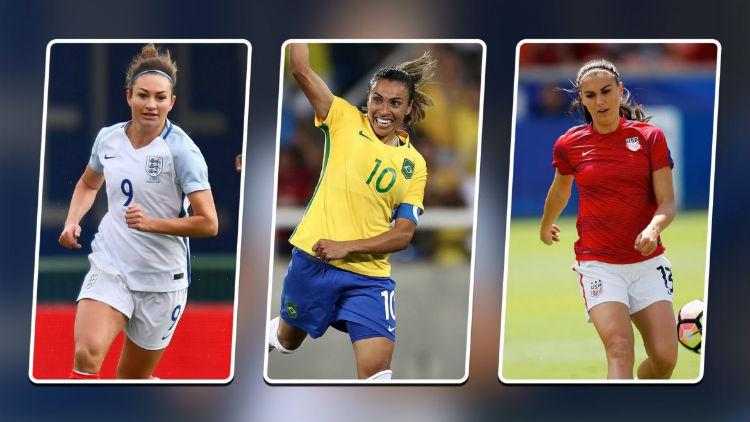 Richest Female Footballers 2019