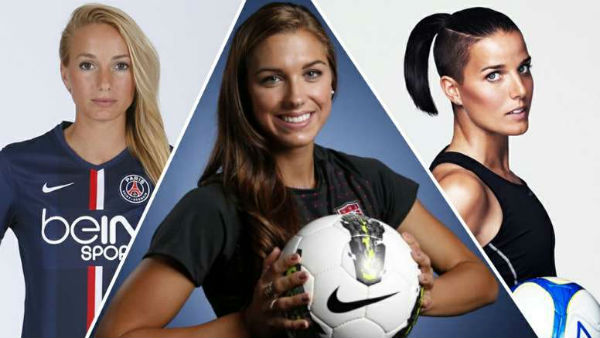 Richest Female Soccer Players