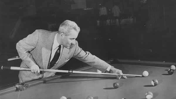 willie mosconi pool player