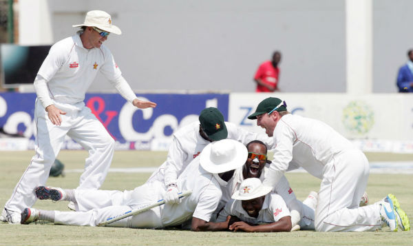 Zimbabwe Vs West Indies