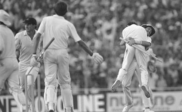 Australia vs India 1987 Group Stage Match