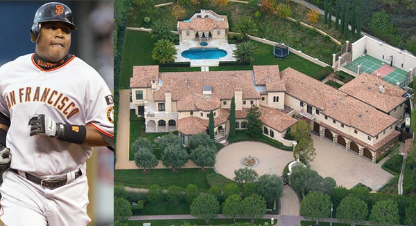 Most Expensive Mansion of Athletes