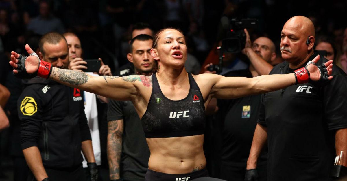 Best Female MMA Athletes