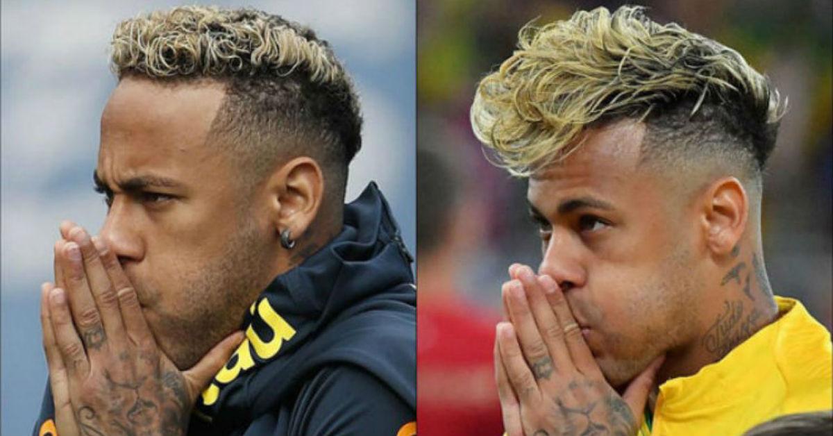 Amazing Neymar Hairstyle
