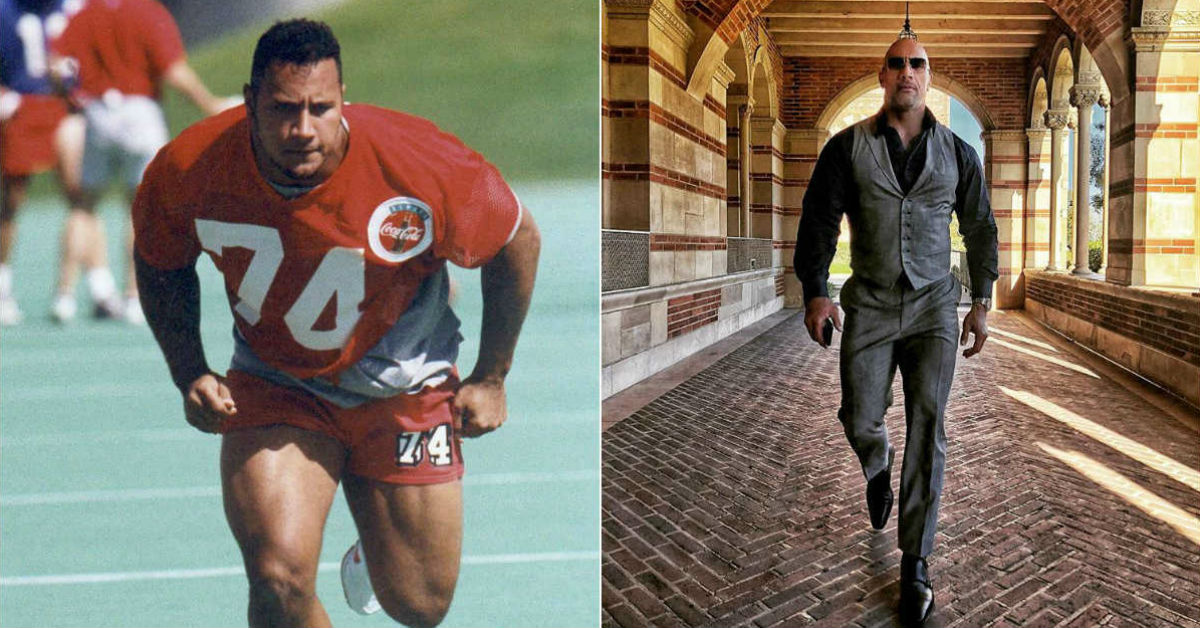 Celebrities You Didn't Know Were Athletes