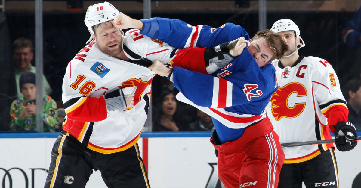 Most Dangerous NHL Players in the World