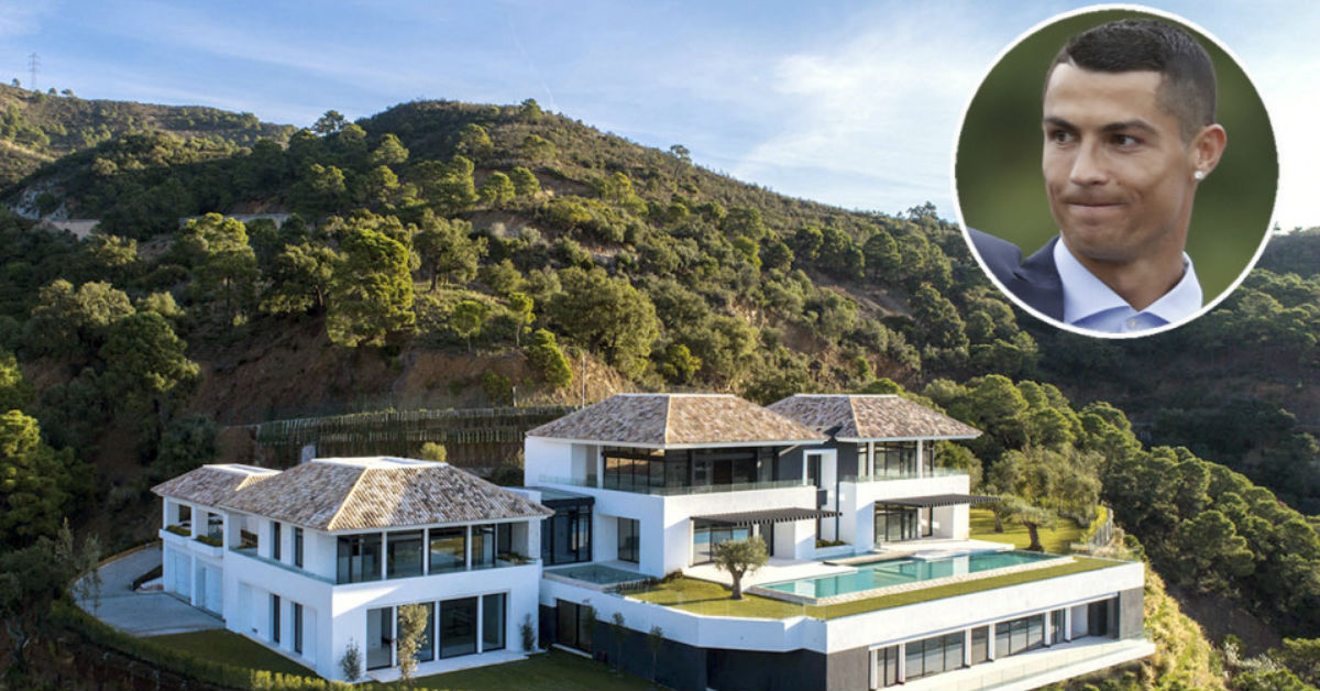 Most Expensive Mansion of Sports Stars
