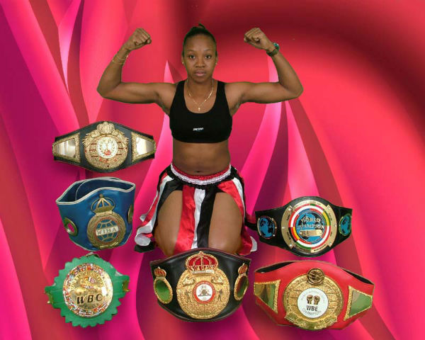 best female boxers